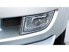 2PCS Chrome Front Fog Light Lamp Cover Trim For Toyota Prado LC120 Fj120 2003-09