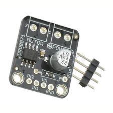 DRV8871 H-Bridge DC Motor Driver Breakout Board PWM Control Arduino Module 3.6A