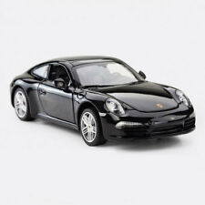 Porsche 911 Carrera S Coupe 1:24 Collectable Car Model Diecast Vehicle Black