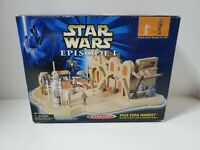 VTG 1998 STAR WARS EP1 MICRO MACHINES ACTION FLEET MOS ESPA MARKET Galoob