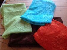 Lace Sewing Apparel-Dress Clothing Craft Fabrics