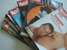 PARIS MATCH - LOT - MORT DE SINATRA - CONCORDE -STEPHANIE -1998/2004 - VINTAGE