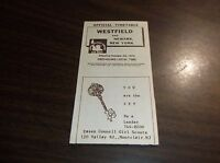 OCTOBER 1975 CNJ JERSEY CENTRAL WESTFIELD, NJ OFFICIAL TIMETABLE