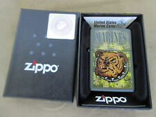 Zippo USMC Marine Corps Bulldogge US Army Drill Instructor Sergeant Navy WWII