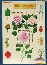 France Bloc N°24 Congrès Mondiale de Roses Anciennes 1999 Neuf Luxe