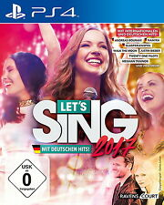 Let's Sing 2017 mit deutschen Hits (Sony PlayStation 4, 2016)