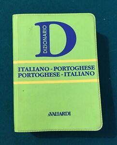 DIZIONARIO TASCABILE PORTOGHESE