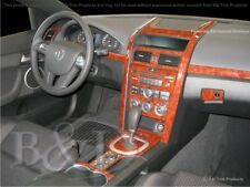 Dash Trim Kit for PONTIAC G8 2009 carbon fiber wood aluminum