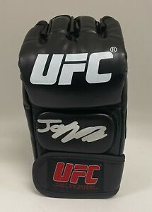 Jorge Masvidal Signed UFC MMA Fight Glove Autographed JSA WITNESSED COA