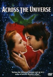 Across the Universe [New DVD] Ac-3/Dolby Digital, Dolby, Dubbed, Subti