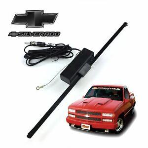 1988-98 Chevy GMC OBS Truck Hidden Amplified Radio Antenna FM Stereo dana 60 454