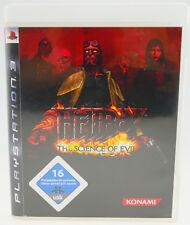 Hellboy: the Science of Evil-completamente en OVP-Sony PlayStation 3 ps3 muy bien