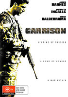 GARRISON -Rare DVD Aus Stock -War New Region ALL