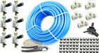 Rapid Air Maxline 3/4' Compressed Air Line System Max Line Shop 300' Piping Kit