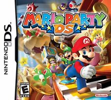 Mario Party DS US Release