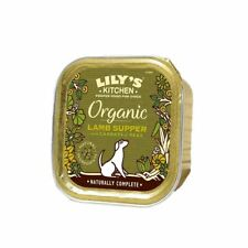 Lily's Kitchen Organic Lamb Supper for Dogs (11 x 150g)