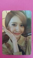 SNSD YOONA Official PHOTOCARD 5th YOU THINK #1 Girl's Generation Photo Card 윤아
