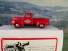 1/43 US model 1948 Ford F-1 pick up  white metal