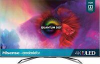 "Hisense - 65""  H9G Quantum 4K UHD Android Smart  ULED TV - 4 HDMI"