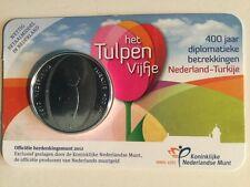 Het Tulpen Vijfje 2012 Nederland coincard
