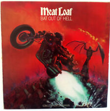 MEAT LOAF Bat Out of Hell Disque VINYL LP 33 Tours EPC 82419 HOLLAND 1977