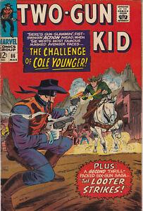 Two-Gun Kid #86 silver age Marvel comic book