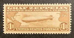 TDStamps: US Airmail Stamps Scott#C14 Mint NH OG