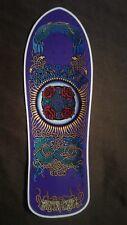 "Santa Cruz Eric Dressen replica Skateboard Deck Shaped Sticker over 7"""