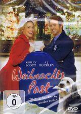 DVD NEU/OVP - Weihnachtspost - Ashley Scott & A.J. Buckley