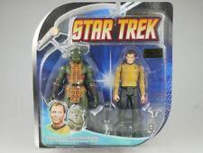 Diamond Select STAR TREK Arena Battle Scarred Kirk & Gorn Capt Enterprise 114152