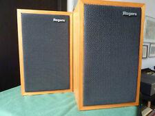 2 x  Rogers LS3/5A  BBC Monitor Loudspeakers 15 Ohm  A/B pair PERFEKT!
