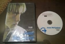 "Jesse McCartney DVD "" TOUR BEAUTIFUL SOUL "" Hollywood"