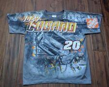 Joey Logano 20 NASCAR Home Depot Graphic T-Shirt Full Print Men's M