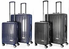 Aerolite Unisex Adult Spinner (4) Wheels Suitcases