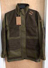 NEW! FJALLRAVEN Forest Jacket No. 3 Men's L Dark Olive Wool/G-1000 Hunt MSRP$700