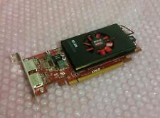 Dell AMD FirePro W2100 2GB DDR3 2x Displayport Video Graphics Card 02P8XT 2P8XT