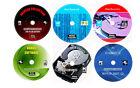 Computer Repair Recovery Data Restore Antivirus Drivers Software Pack 6x CD'S