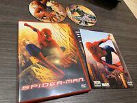 Spiderman 1 DVD 2002