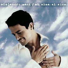 El Alma Al Aire von Sanz,Alejandro | CD | Zustand gut