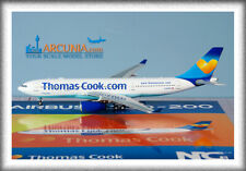 """NG Models 1:400 Thomas Cook Airlines Airbus a330-200 """"G-CHTZ"""" 61007"""