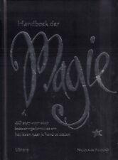 HANDBOEK DER MAGIE - Nicola de Pulford