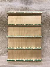 Lego Display Shelf Organizer Storage Expandable 40 Mini Figures Star Wars 2 PACK