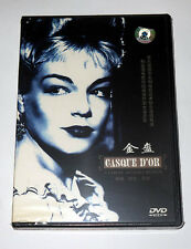 "Jacques Becker ""Casque d'or"" Simone Signoret 1952 Classic DVD"