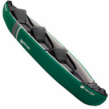 Sevylor Adventure Plus Kajak-Set 3er Kayak aufblasbar Kanu Boot Touringkajak NEU