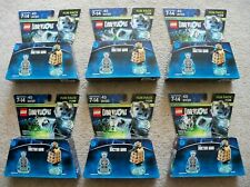 LEGO Video Game - Dimensions Fun Pack - Doctor Who - 6x Cyberman 71238 - New