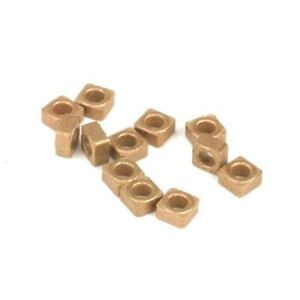 Square Worm Bearing (12) HO Train Parts - Athearn #ATH40052  vmf121