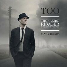 Thorbjørn Risager and The Black Tornado - Too Many Roads [CD]
