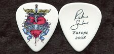 BON JOVI 2008 Highway Tour Guitar Pick!!! RICHIE SAMBORA custom stage EUROPE #1
