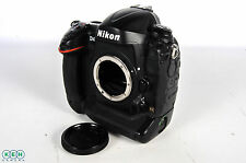 Nikon D4 Digital SLR Camera Body {16.2 M/P} (Shutter Count: 255,718)
