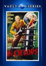 Dr Cyclops (2017, DVD NEUF) (RÉGION 1)